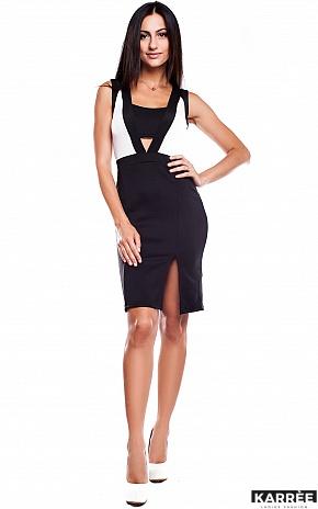 Платье Хейвен, Черный - фото 1