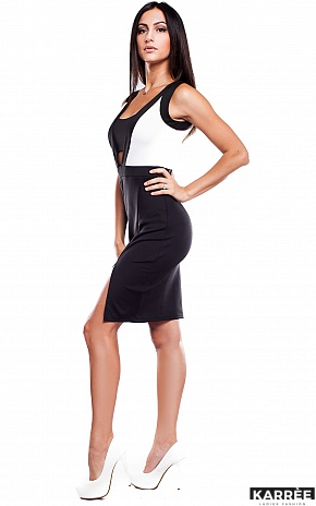 Платье Хейвен, Черный - фото 2