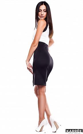 Платье Хейвен, Черный - фото 3