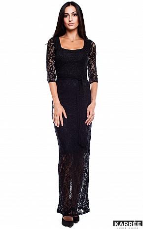 Платье Стерлинг, Черный - фото 1