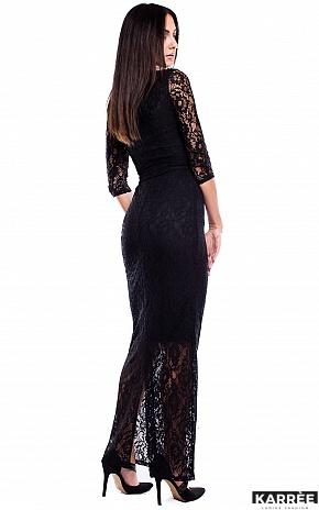 Платье Стерлинг, Черный - фото 3