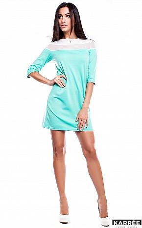 Платье Луис, Бирюза - фото 2