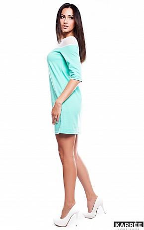 Платье Луис, Бирюза - фото 4