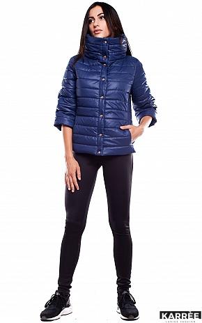 Куртка Кембридж, Темно-синий - фото 1