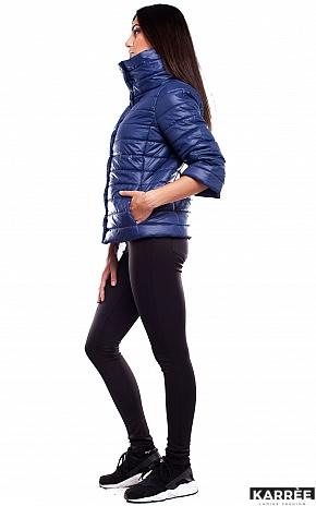 Куртка Кембридж, Темно-синий - фото 2