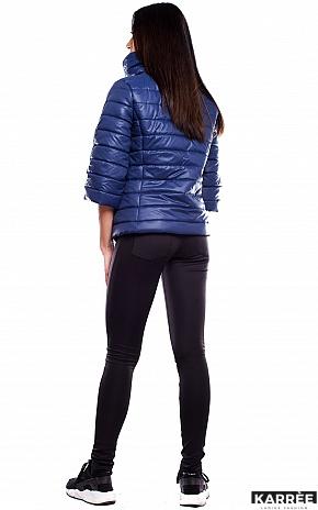 Куртка Кембридж, Темно-синий - фото 3