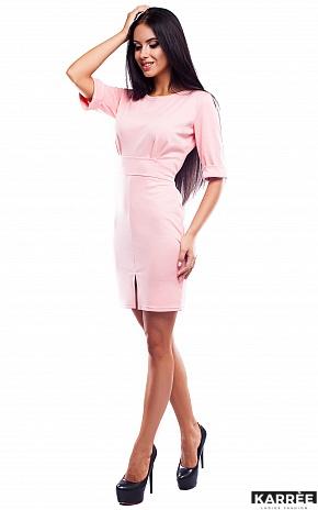 Платье Филиция, Персик - фото 2