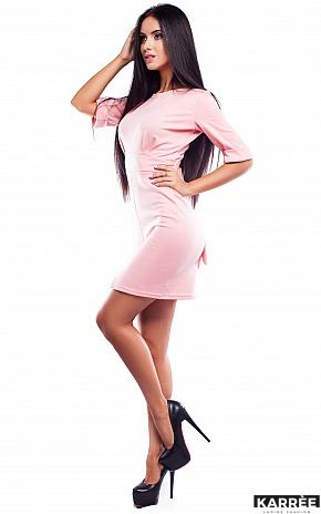 Платье Филиция, Персик - фото 3