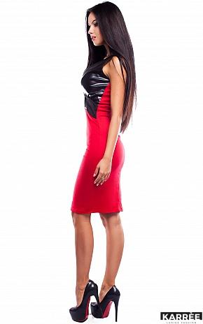 Платье Моника, Красный - фото 3