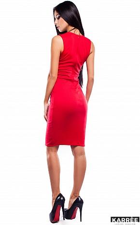 Платье Моника, Красный - фото 4