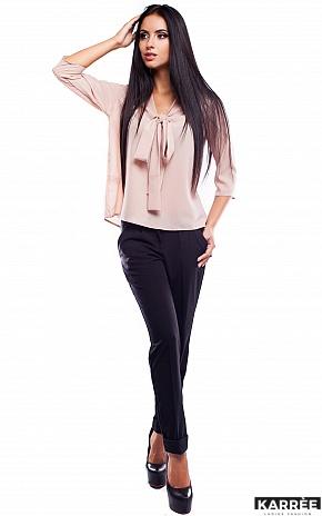 Блуза Аврора, Бежевый - фото 1