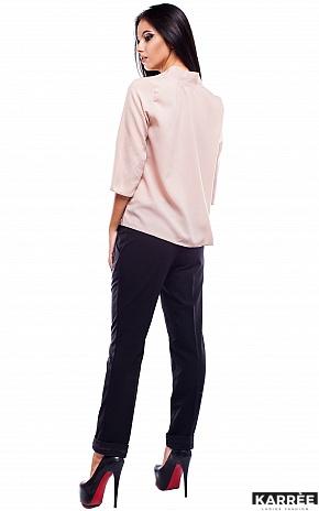 Блуза Аврора, Бежевый - фото 3