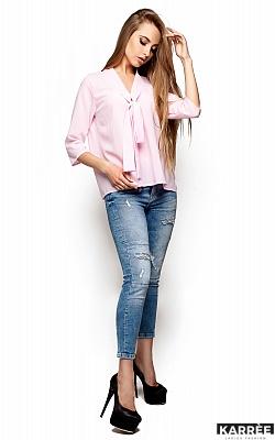 Блуза Аврора, Розовый