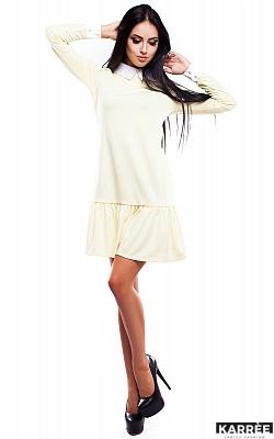 Платье Манго, Желтый