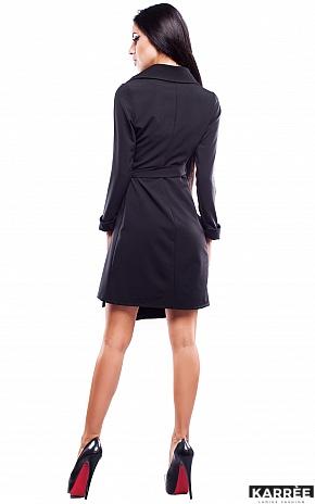 Платье Грация, Черный - фото 4