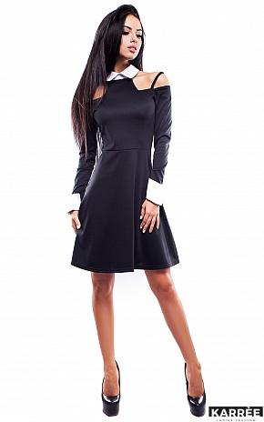 Платье Априори, Черный - фото 1
