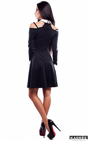 Платье Априори, Черный - фото 3