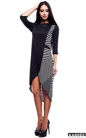 Платье Неаполь, Комбинированный - фото 1
