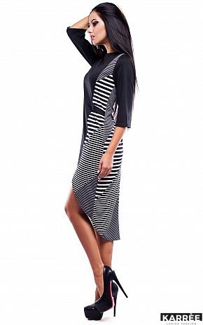 Платье Неаполь, Комбинированный - фото 3