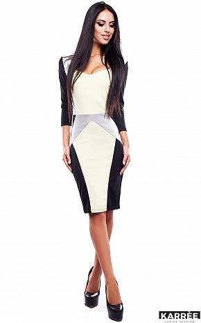 Платье Феерия, Комбинированный - фото 1
