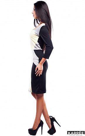 Платье Феерия, Комбинированный - фото 2