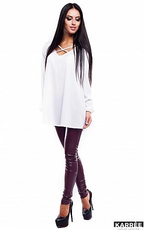 Блуза Ликер, Белый - фото 1
