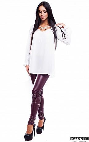 Блуза Ликер, Белый - фото 2
