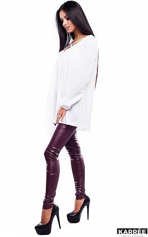 Блуза Ликер, Белый - фото 3