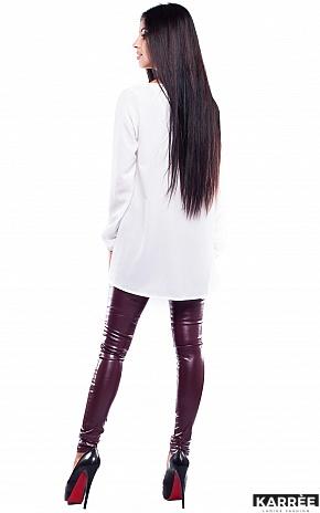Блуза Ликер, Белый - фото 4