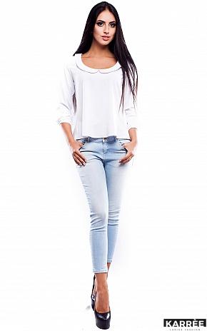 Блуза Марсель, Белый - фото 1