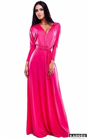 Платье Изысканность, Малиновый - фото 1