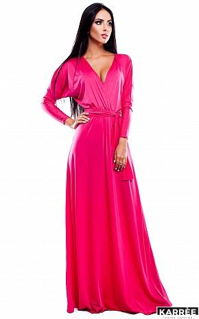 Платье Изысканность, Малиновый - фото 2