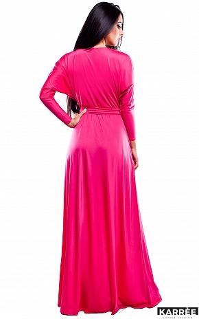 Платье Изысканность, Малиновый - фото 4