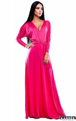 Платье Изысканность, Малиновый