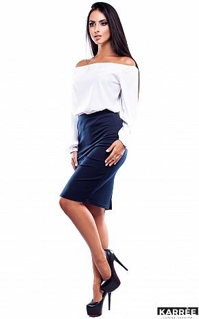 Блуза Лацио, Белый - фото 2