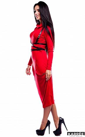 Платье Мадрид, Красный - фото 3