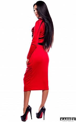 Платье Мадрид, Красный - фото 4