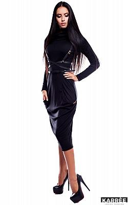 Платье Мадрид, Черный