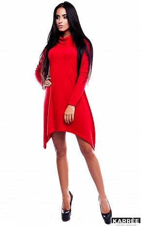 Платье Барселона, Красный - фото 1