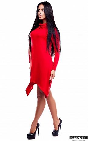 Платье Барселона, Красный - фото 2