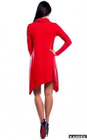 Платье Барселона, Красный - фото 4