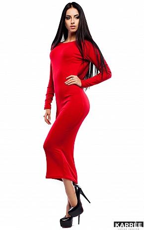 Платье Николь, Красный - фото 4
