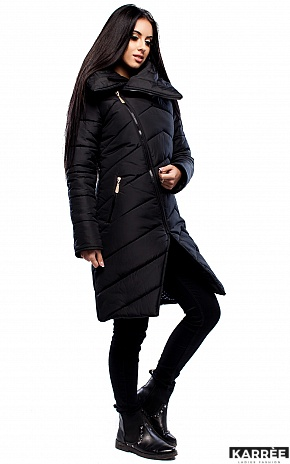 Куртка Лаос, Черный - фото 1