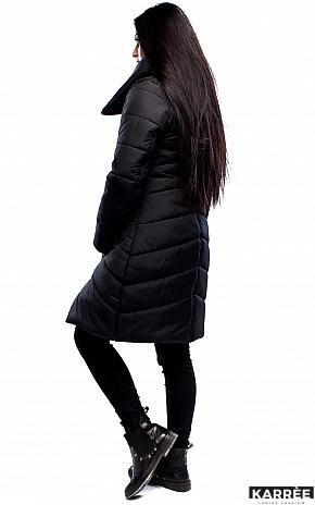 Куртка Лаос, Черный - фото 3