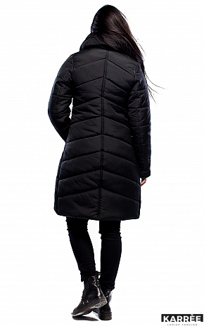 Куртка Лаос, Черный - фото 4