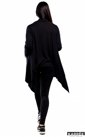 Кардиган Фарго, Черный - фото 4