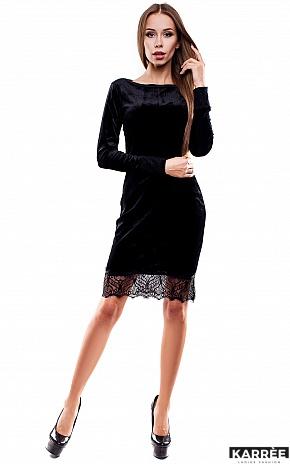 Платье Тунис, Черный - фото 1