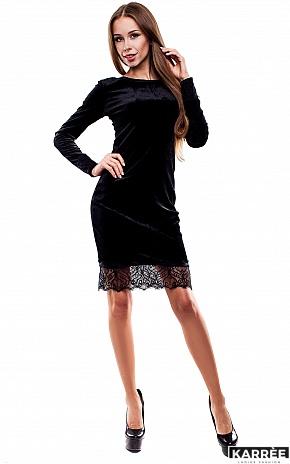 Платье Тунис, Черный - фото 2