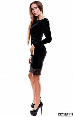 Платье Тунис, Черный - фото 3