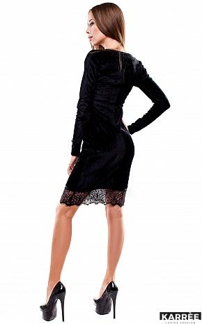 Платье Тунис, Черный - фото 4